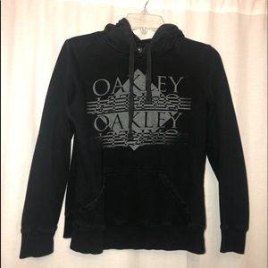 Comfy Oakley hoodie